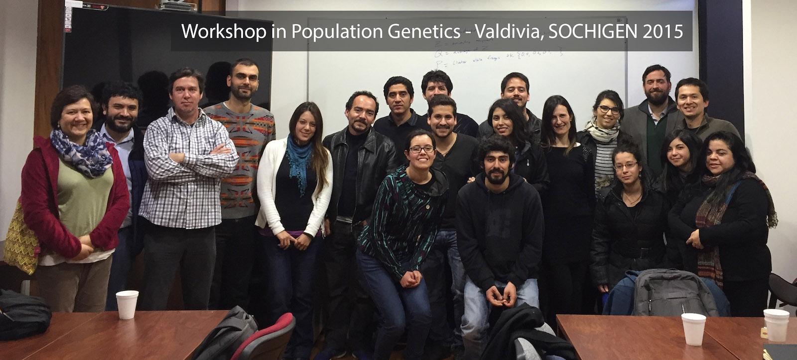 Back row, de derecha a izquierda, 2º posición: Dr. Christopher Gignoux. De izquierda a derecha, 4º posición: Dr. Georgios Athanasiadis