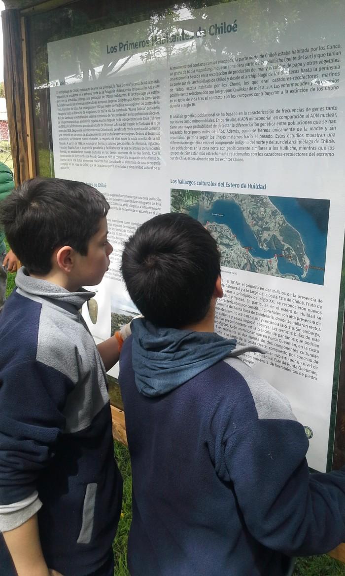 Inauguación_réplica_chono-27.11.2015